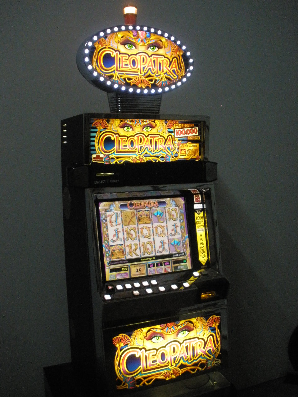 Touch screen video slot machines for sale mandalay bay slot machine finder
